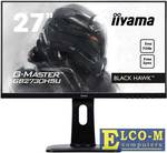 "Монитор 27"" Iiyama GB2730HSU-B1 черный TN+film LED 1ms 16:9 HDMI DisplayPort M/M Mat HAS 300cd USB"