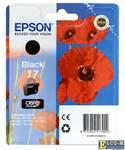 Картридж Epson Original T17014A10 черный (black) 130 стр.