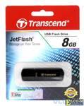 Внешний накопитель 8GB USB Drive USB 2.0 Transcend 350