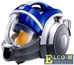 Пылесос LG VK89601HQ синий, 2000/420, без мешка [VK89601HQ]