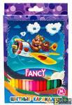 Набор цветных карандашей Action! Fancy 36 шт FCP001-36
