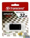 USB флешка Transcend JetFlash 560 32GB Black (TS32GJF560)